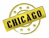 Stamp - Chicago