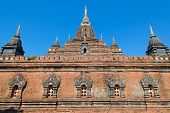 stock photo of tabernacle  - Stupas and Pagoda - JPG