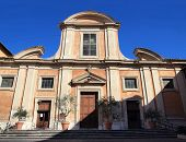 San Francesco A Ripa In Rome