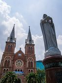 The Notre Dame Cathedral, Vietnam