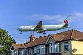 Air Canada at Heathrow