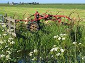 landwirtschaftliche Ausrüstung