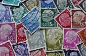 Theodor Heuss stamps