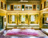 Beautiful Old Haveli In Mandawa