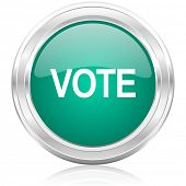 vote internet icon