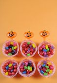 Happy Halloween Trick Or Treat Candy