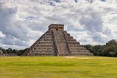 Chichen Itza, Mexico - Kukulcán pyramid
