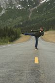 Karate On The Road