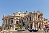 Burgtheater (1888) In Vienna, Austria