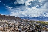 Ladakh In Indian Himalayas, Himachal Pradesh, India