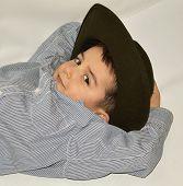 Cute Little Boy