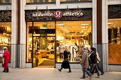 lululemon athletica London