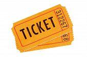 Orange Admission Tickets