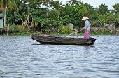 Mekong Delta, Cai Rang Floating Market, Vietnam