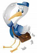 Stork Mailman