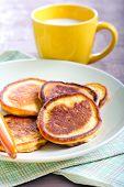 Applesauce Thin Pancakes