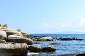 Oval Coastal Rocks A