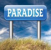 paradise road  way to heaven fantastic beach tropical exotic island for a dream vacation