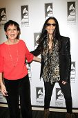 LOS ANGELES - JAN 28: Sheila E, Cheryl Kagan at the 30th Anniversary of 'We Are The World' at The GRAMMY Museum on January 28, 2015 in Los Angeles, California