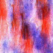 art  watercolor ink paint blob watercolour splash colorful red,