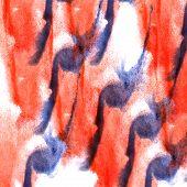 art blue, red watercolor ink paint blob watercolour splash color