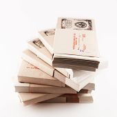 Packings Of Money