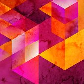 Abstract Background for Design. Geometric Pattern