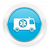 picture of ambulance  - ambulance icon  - JPG
