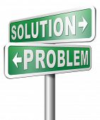 foto of solution  - problem solution searching solutions by solving problems