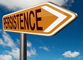 picture of persistence  - Persistence try again untill you succeed - JPG
