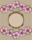 picture of azalea  - Flower frame - JPG