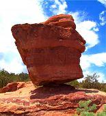 Rock equilibrado