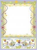 Easter: frame
