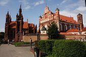 Vilnius, old town