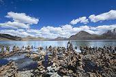 Tíbet: si Lago jin la cuo