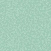 image of mint-green  - digitally created background in mint in a calico pattern - JPG