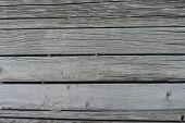 Texture Weathered Boardwalk poster