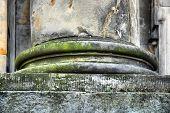 old column