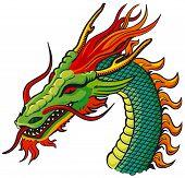 Dragon Head Color