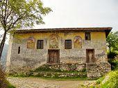 Old bulgarian monastery