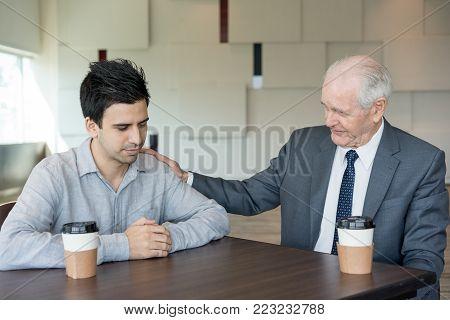 Understanding boss consoling