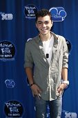 LOS ANGELES, CA - AUGUST 03: Adam Irigoyen at the premiere of Disney Channel's 'Phineas and Ferb: Ac