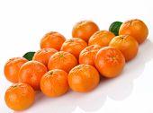 Mandarin Fruits