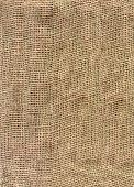 Close-Up Big Hq Burlap Texture To Background
