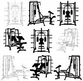 Fitness Home Simulator Gym Fo...