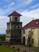 stock photo of pio  - Baclayon church 2nd oldest church in the Philippines
