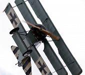 German Tri-plane