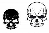 Caveiras tatuagens