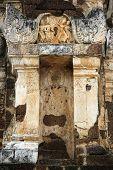 Looted Temple Sukhothai Thailand