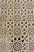 Decoration of Bastakiya Mosque in Dubai, UAE